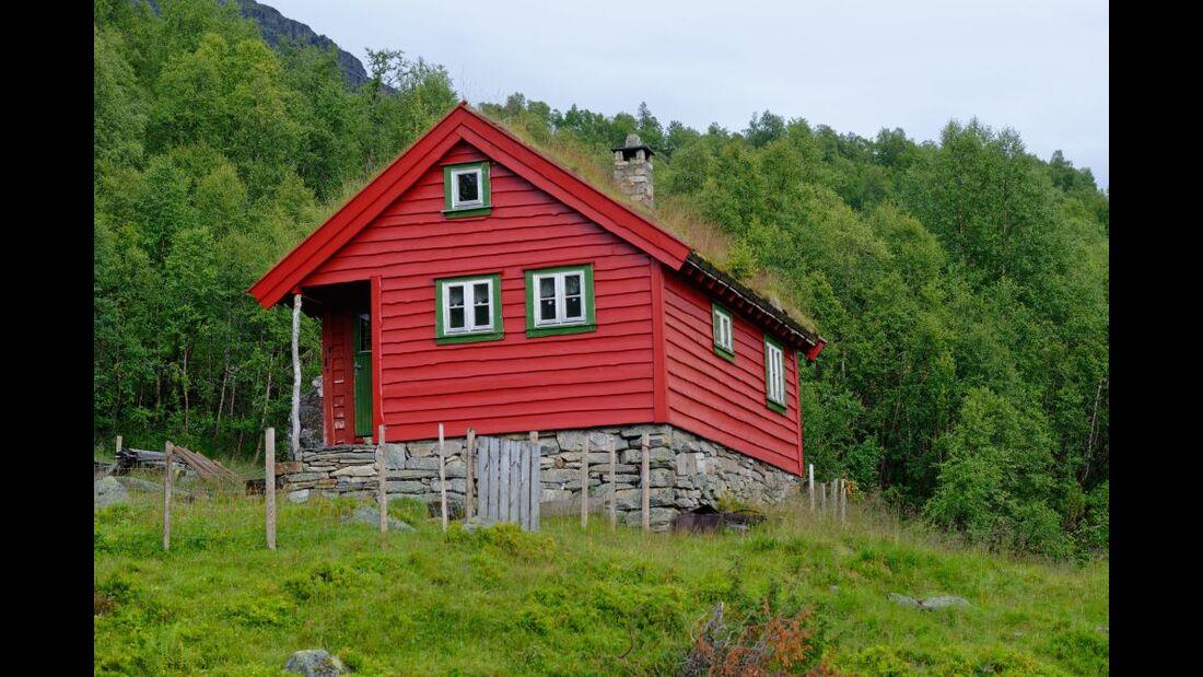 Hardangervidda: Paradies für Nordlandtrekker 50