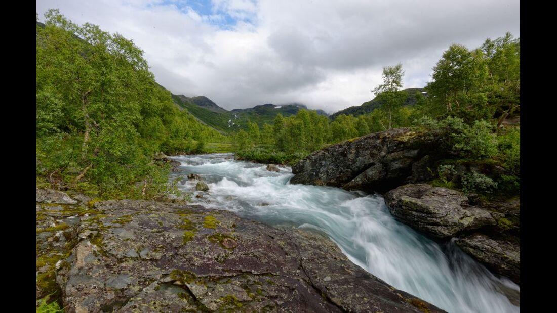 Hardangervidda: Paradies für Nordlandtrekker 51