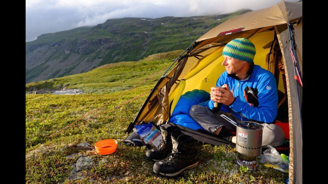 Hardangervidda: Paradies für Nordlandtrekker 53