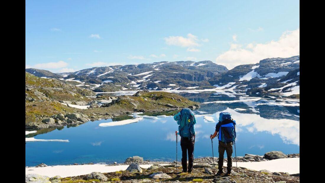 Hardangervidda: Paradies für Nordlandtrekker 54