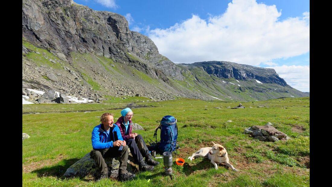 Hardangervidda: Paradies für Nordlandtrekker 56