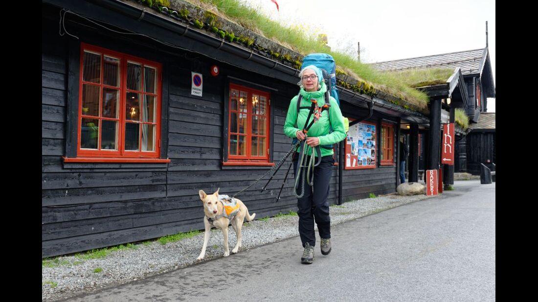 Hardangervidda: Paradies für Nordlandtrekker 9