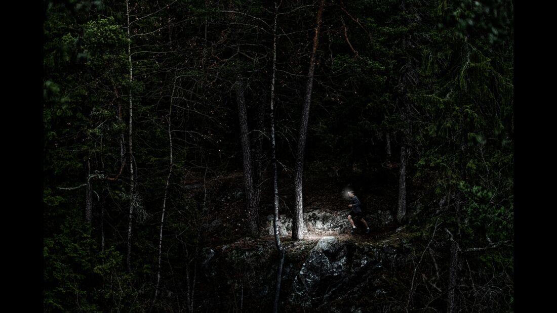 Headlmap Trail Speed 4XT von Silva