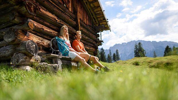Heft 07/2021: Reisereportage Karwendel