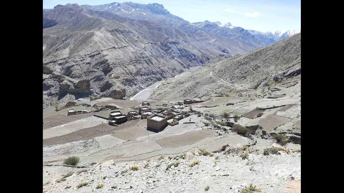 Himalaya Trail - Dolpo Projekt