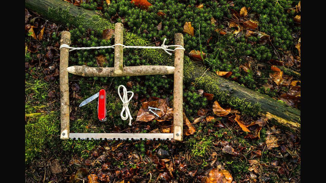 Holzsäge selber bauen