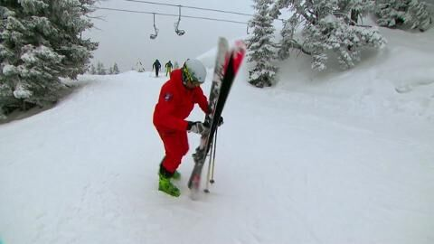 ISPO 2013 - Award-Winner auf der Ski-Piste