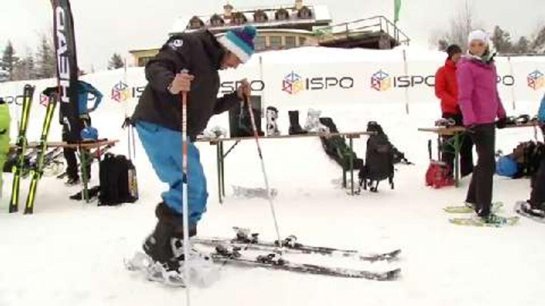 ISPO Award: Die Top-Produkte für die Skisaison 2014/2015