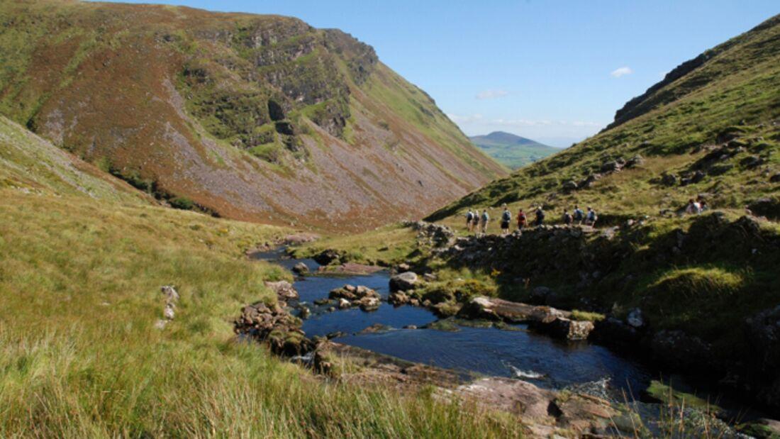 Impressionen aus Irland - Kerry Way 9