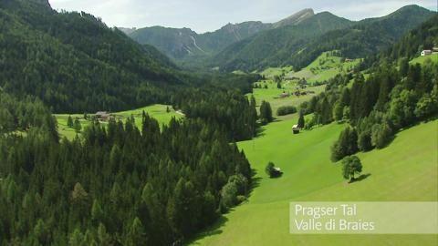Impressionen aus dem Hochpustertal in Südtirol