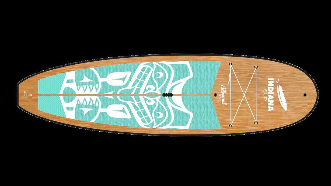 Indiana 9'6 Allround SUB Board