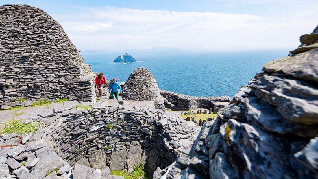 Insel Skellig Michael, Irland