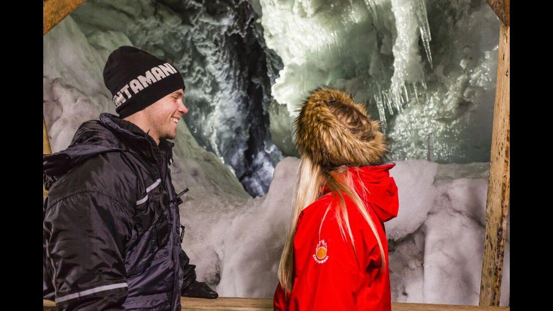 Into the glacier - Wunderwelt aus Eis 13