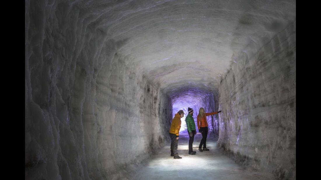 Into the glacier - Wunderwelt aus Eis 15