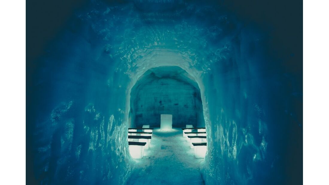 Into the glacier - Wunderwelt aus Eis 18