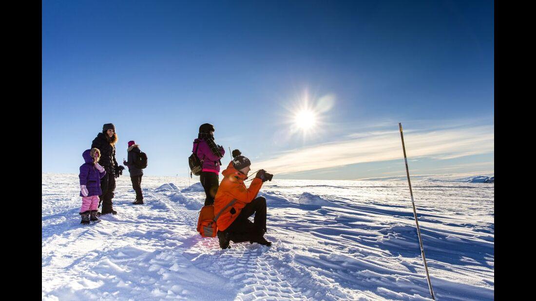 Into the glacier - Wunderwelt aus Eis 19