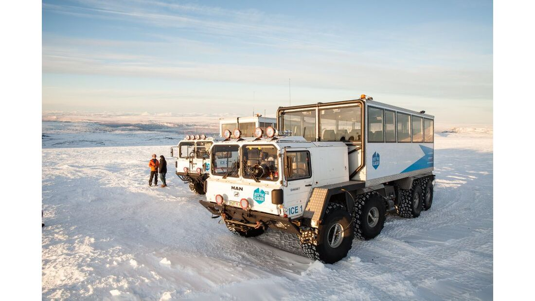 Into the glacier - Wunderwelt aus Eis 21