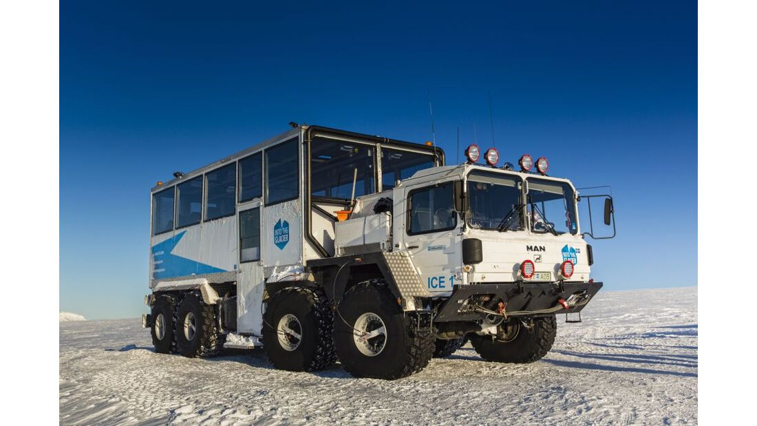 Into the glacier - Wunderwelt aus Eis 4