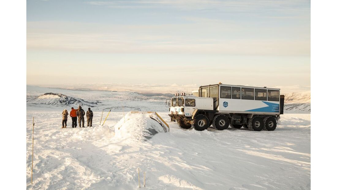 Into the glacier - Wunderwelt aus Eis 7