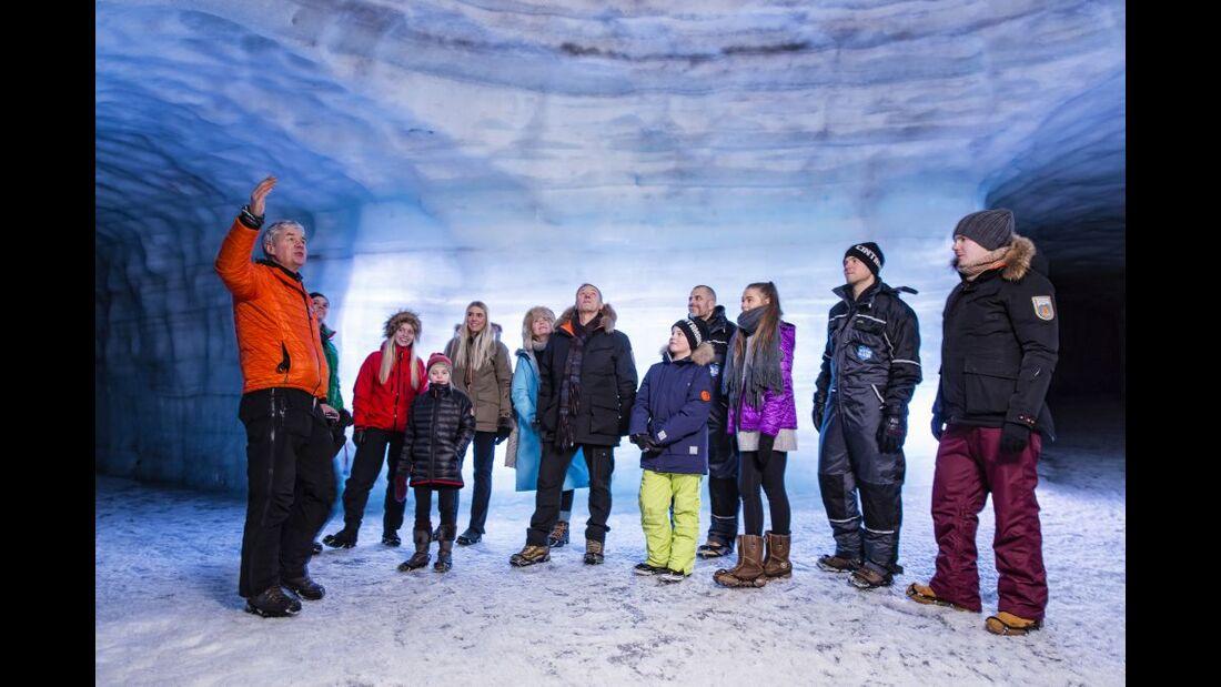 Into the glacier - Wunderwelt aus Eis 9