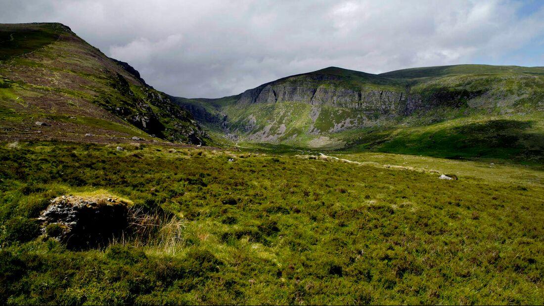 Irland Fotostrecke, Mahon Falls Walk, Waterford