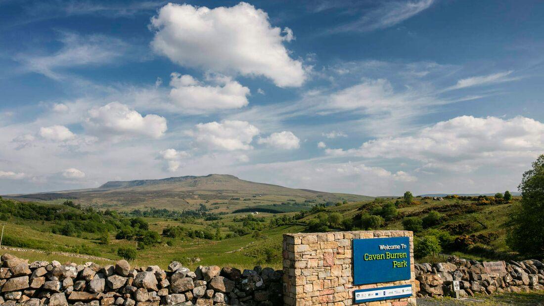 Irlands Mitte, Cavan Way, Cavan Burren Park