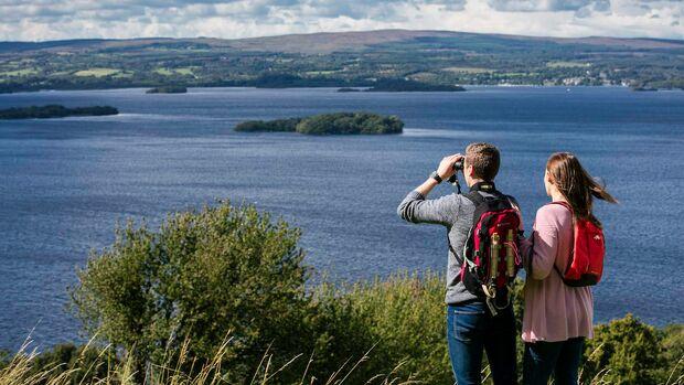 Irlands Mitte, Lough Derg Way