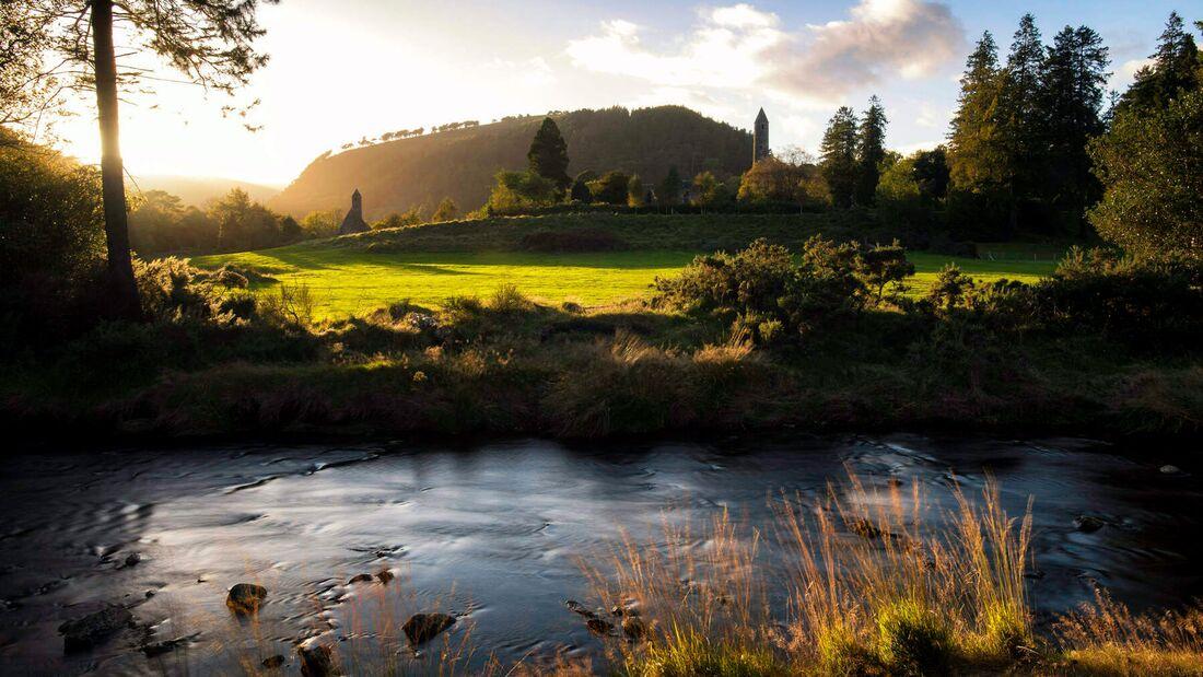 Irlands Osten, Glendalough