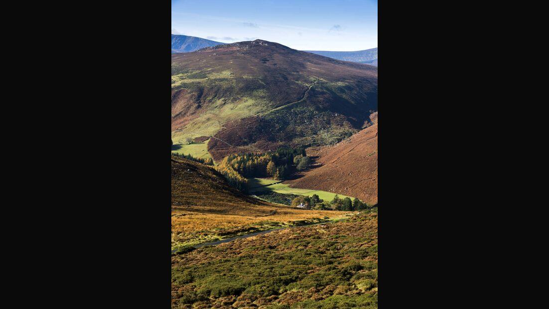 Irlands Osten, Wicklow Mountains