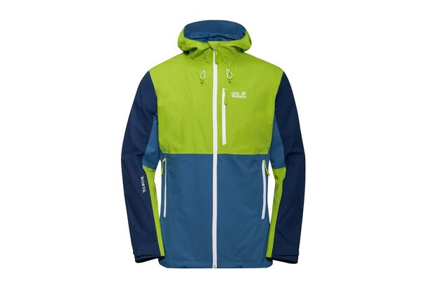 JACK WOLFSKIN EAGLE PEAK JACKET im Test