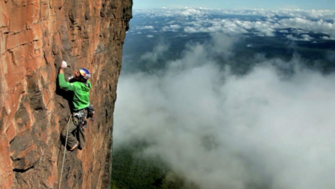 Jäger des Augenblicks - Trailer - Stefan Glowacz Venezuela Expedition (HD)