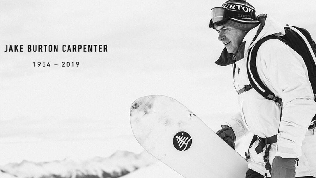 Jake Burton Carpenter