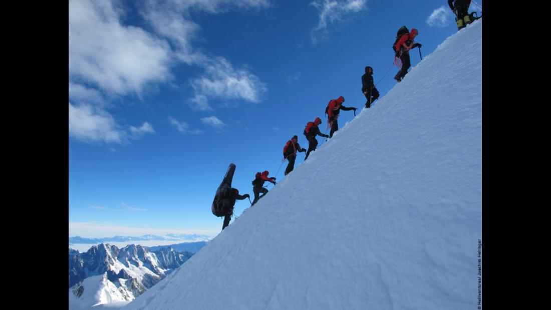 Je Veux - EOFT Mont Blanc Zaz
