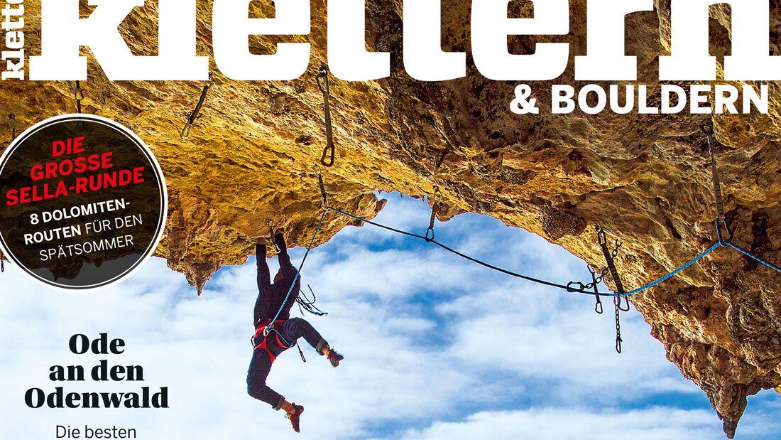 KL 07 - 2018 klettern Magazin Querformat TEaser