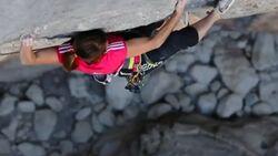 KL 082013 Barbara Zangerl Film Trailer Same same but different von boulder zu alpin