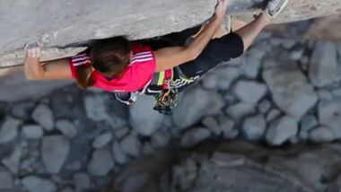KL 082013 Barbara Zangerl Film Trailer Same same but different von boulder zu alpin