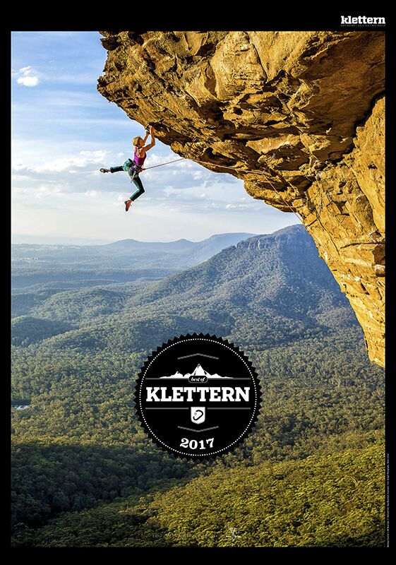 KL 2016 Kalender Best of Klettern 2017 Titel