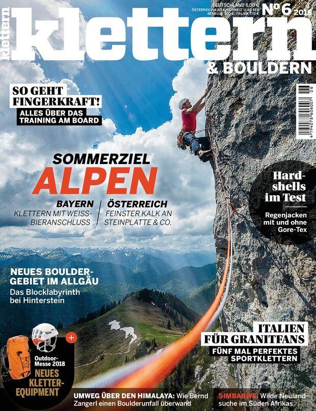 KL 6 - 2018 Titel Cover