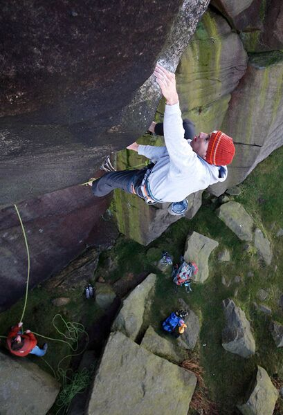 KL Alex Honnold in Parthian Shot