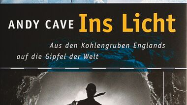 KL Andy Cave - Ins Licht
