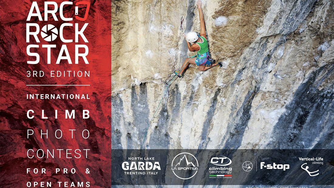 KL Arco Klettern am Gardasee Foto-Contest