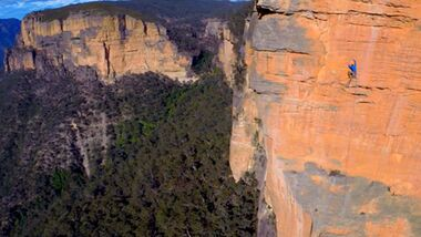 KL Bluetopia Klettern + Base + Canyoning Blue Mountains, OZ teaser