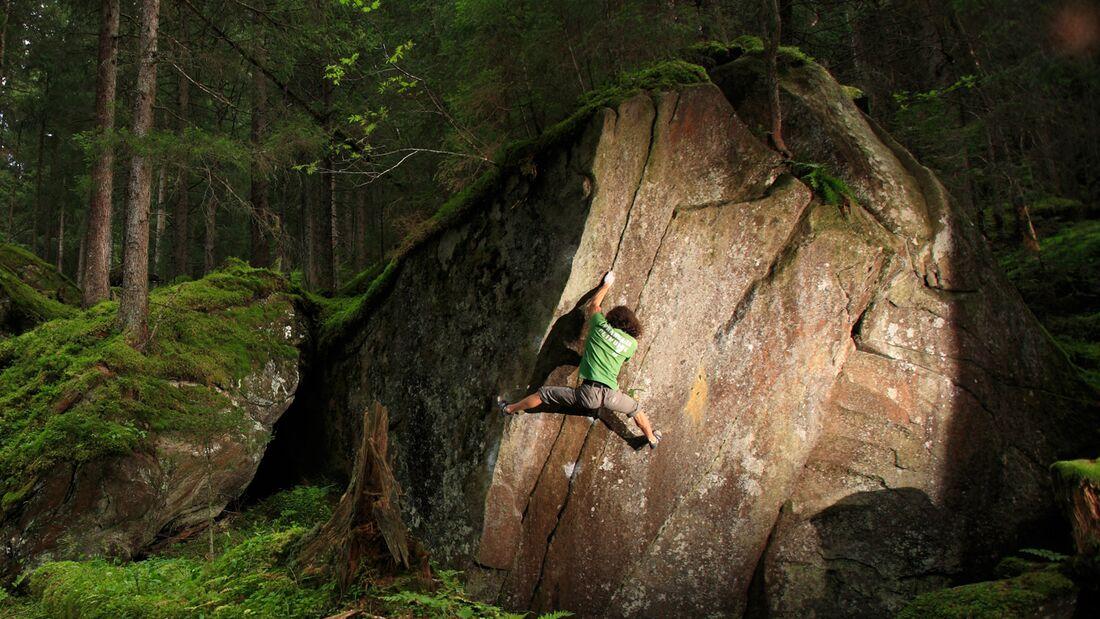 KL Bouldern im Zillertal