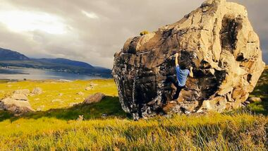KL Bouldern in England, Wales, Schottland - Teaser