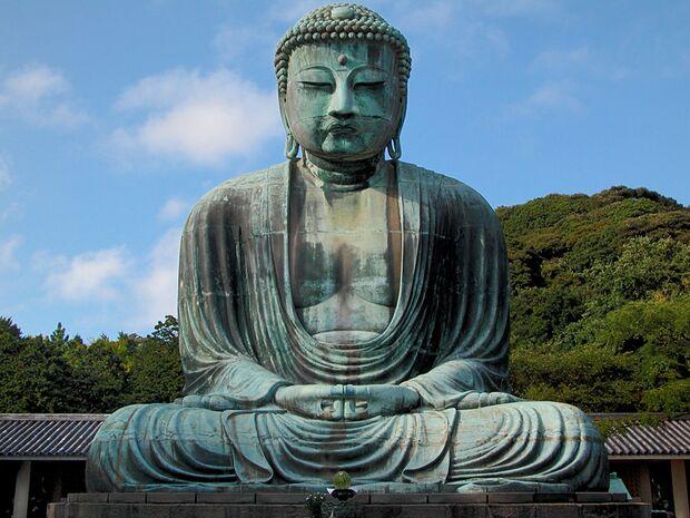 KL Buddha - Konzentration