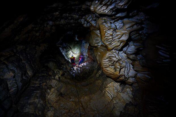 KL CEWE Fotowettbewerb 2013 Leserfotos Timm Lemke - Lesertext: Das erste Bild wurde in Südfrankreich am Fluss Orb aufgenommen. Das Zweite im Rossgallschacht auf der Schwäbischen Alb. neu