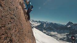 KL Catherine Destivelle Mont Blanc Google teaser