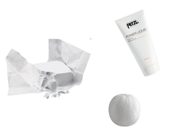 KL Chalk zum Klettern Magnesiumkarbonat