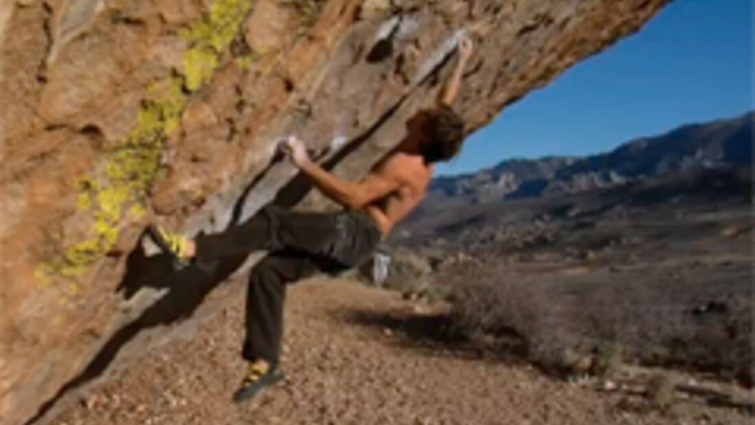 "KL Chris Sharma ""Evilution"""