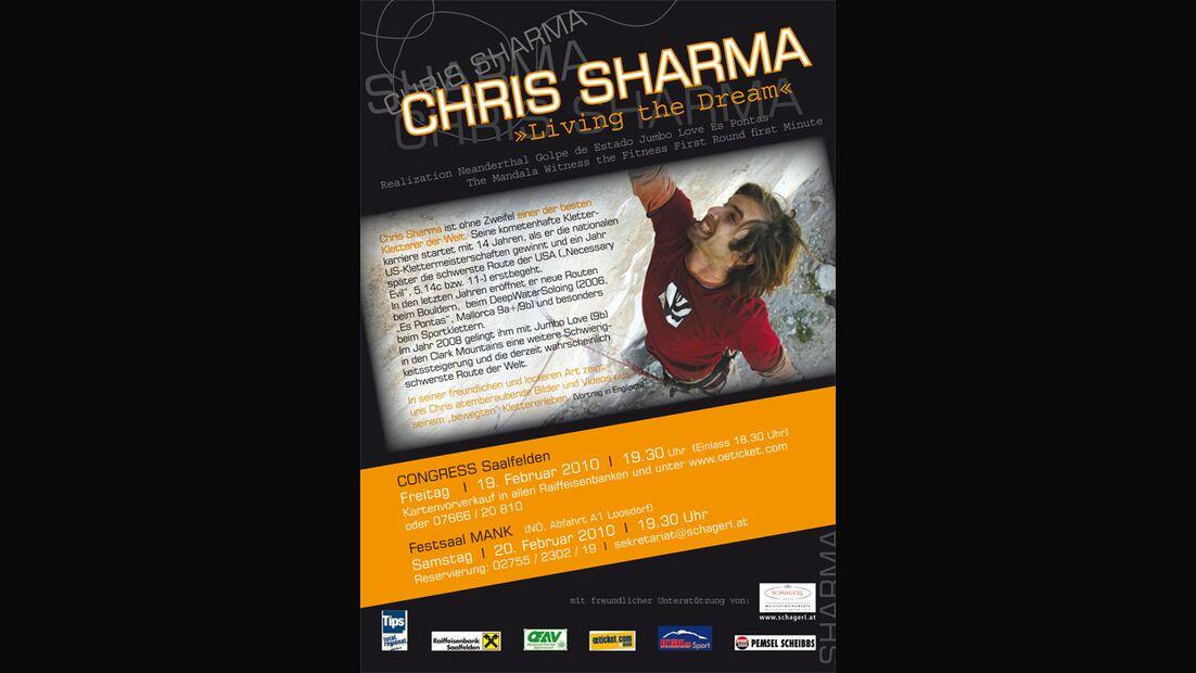 """KL Chris Sharma """"Living the Dream"""""""